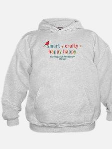 Smart + Crafty Hoodie