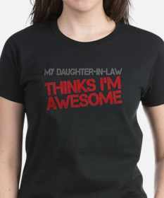Daughter-In-Law Awesome Tee