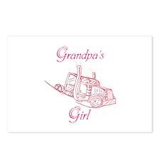 Grandpas Girl Postcards (Package of 8)