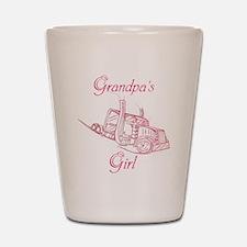 Grandpas Girl Shot Glass