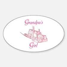 Grandpas Girl Decal