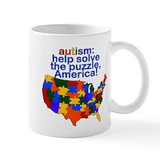 Autism USA Mug