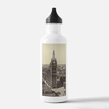 Milwaukee City Hall Water Bottle
