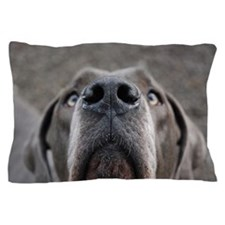 The Great Dane nose Pillow Case