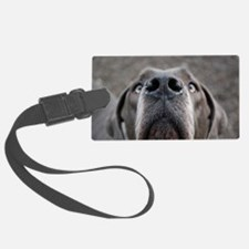 The Great Dane nose Luggage Tag