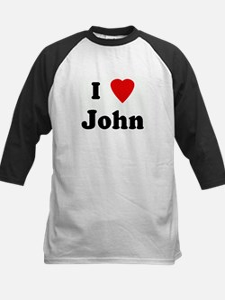 I Love John Tee