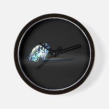 Diamond Prism Wall Clock