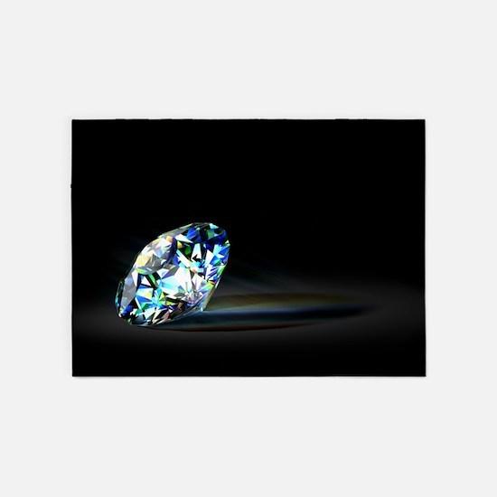 Diamond Prism 5'x7'Area Rug