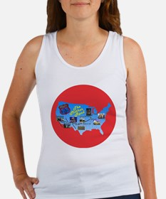 The Mother Road Women's Tank Top
