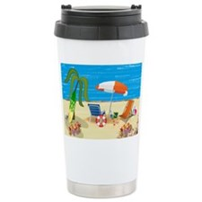 Beach Fun Travel Mug