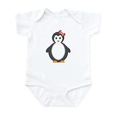 baby girl penguin Onesie