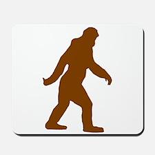 Bigfoot Silhouette Mousepad