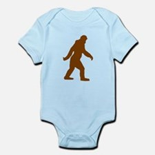 Bigfoot Silhouette Body Suit