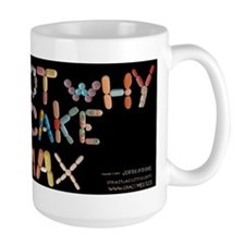I Forgot Why I Cake Topamax Black Mug
