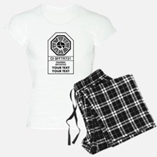 Custom Dharma Label Pajamas