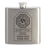 Losttv Flask Bottles