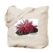 Hopkin's Rose Nudibranch Tote Bag