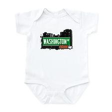 Washington Av, Bronx, NYC Infant Bodysuit