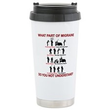 What Part? Travel Coffee Mug