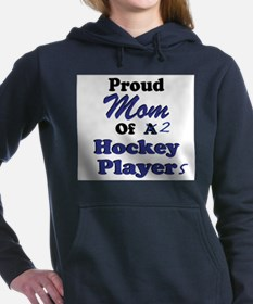 Mom 2 Hockey Player Sweatshirt