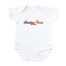 Sunshine Coast, Australia Infant Bodysuit