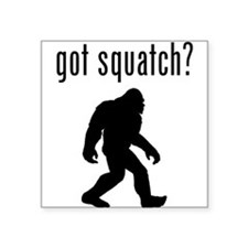 got squatch? Sticker