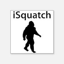 iSquatch Sticker