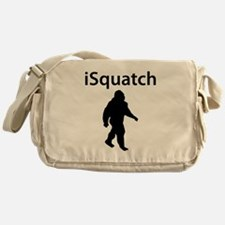 iSquatch Messenger Bag
