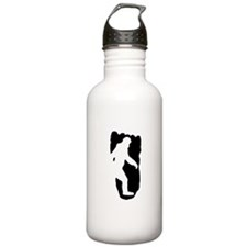 Bigfoot Footprint Water Bottle