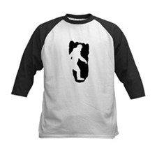 Bigfoot Footprint Baseball Jersey