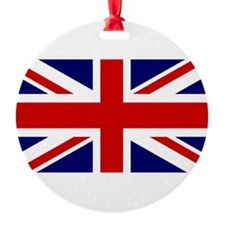 Union Jack Flag of the United Kingd Ornament