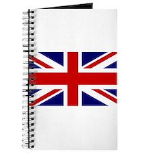 Union Jack Flag of the United Kingdom Journal