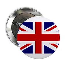 "Union Jack Flag of the United Kingdom 2.25"" Button"