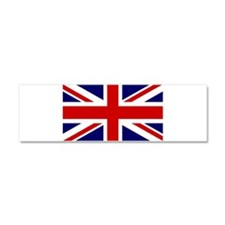 Union Jack Flag of the United Ki Car Magnet 10 x 3