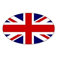 Union Jack Flag of the United Kingd Decal