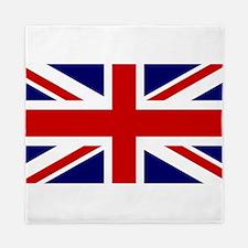 Union Jack Flag of the United Kingdom Queen Duvet