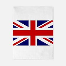 Union Jack Flag of the United Kingdom Twin Duvet
