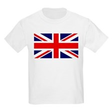 Union Jack Flag of the United K T-Shirt