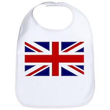 Union Jack Flag of the United Kingdom Bib