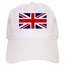 Union Jack Flag of the United Kingdom Baseball Cap