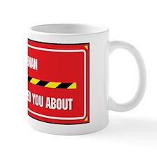 I'm the Lineman Mug