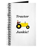Yellow Tractor Junkie Journal