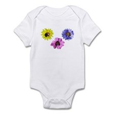 Blooming Beagle Trio Infant Bodysuit