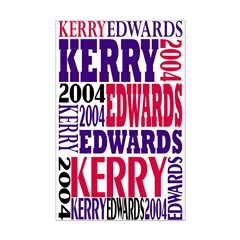 Kerry-Edwards 2004 11x17 poster