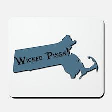 Wicked Pissa Massachusetts Mousepad