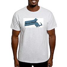 Wicked Pissa Massachusetts T-Shirt