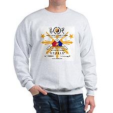 Original Front Logo: 2 Logo Sweatshirt
