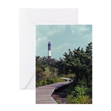 Fire Island Lighthouse Greeting Cards