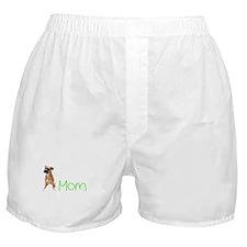 Cute Brindle Boxer Shorts