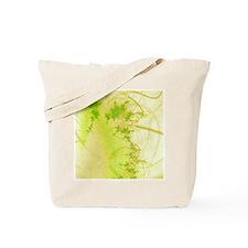 Spring Fractal Tote Bag